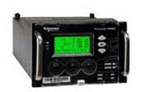 contador de energía eléctrica para montaje sobre panel