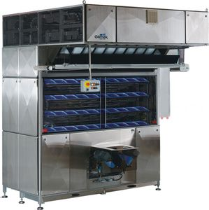 cámara de fermentación intermedio