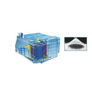 precipitador electrostático húmedo