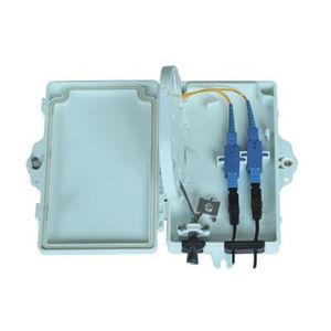 panel de distribución para fibra óptica