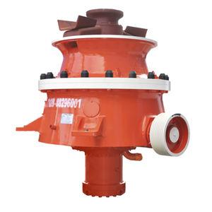 machacadora de cono hidráulico