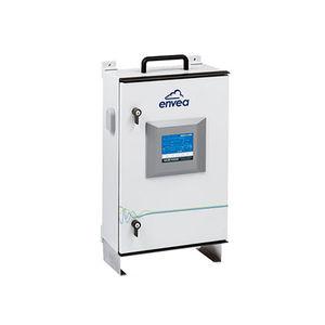 analizador de nitrógeno / de oxígeno / de dióxido de carbono / de gas de combustión