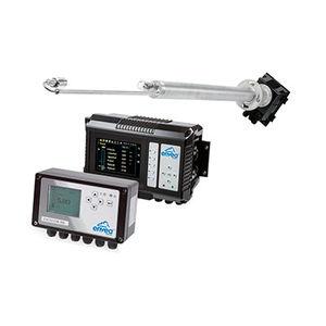 sistema de supervisión de caudal / para control de proceso / en continuo