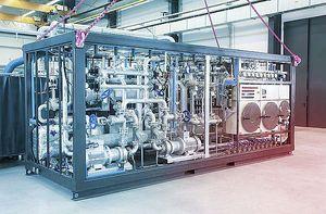 refrigerador calentador de líquidos / para la industria