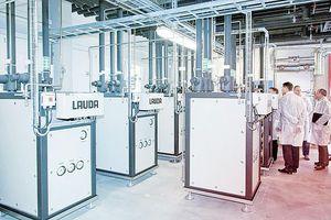 refrigerador calentador de líquidos / para la industria / para la industria farmacéutica / para la industria química