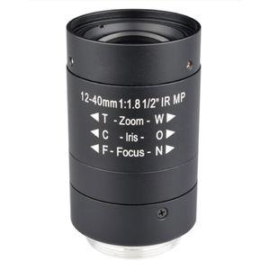 objetivo de cámara varifocal