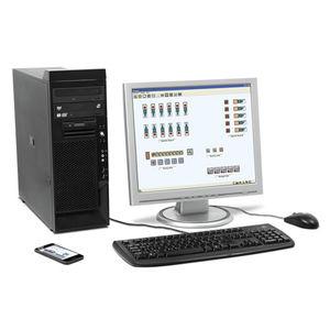 sistema de control de proceso / para alimentador / para la industria / para sistema de refrigeración
