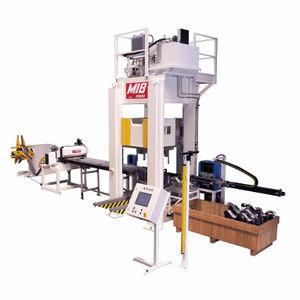 línea de prensas hidráulica