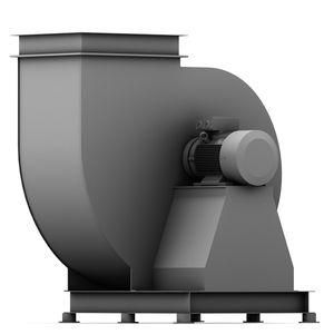 ventilador centrífugo / de evacuación / de secado / de circulación de aire