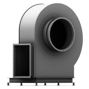 ventilador centrífugo / de extracción / a reacción / de alto caudal