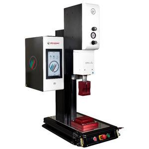 máquina de soldar por ultrasonidos / semiautomática / para plástico