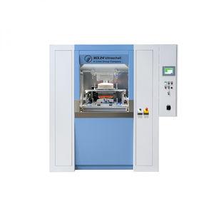 máquina de soldar vibratoria