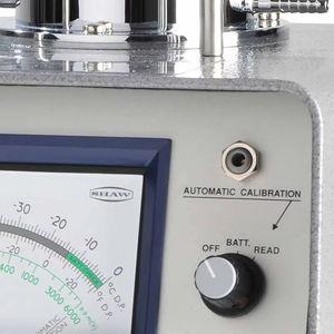 higrómetro analógico / portátil / a punto de rocío / de seguridad intrínseca