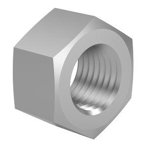 tuerca hexagonal / de acero