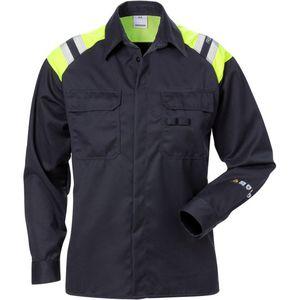 camisa para mujer / de trabajo / de protección química / antiestática