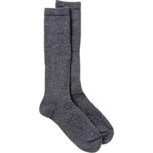 calcetín de trabajo / antiestático / ignífugo / de lana