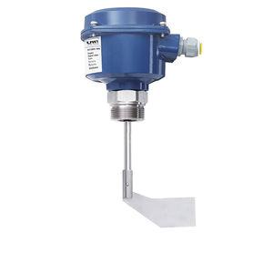 interruptor de nivel de paleta rotativa / electromecánico / para sólidos / de acero inoxidable