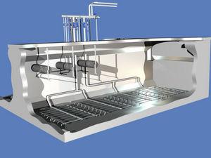 microplanta para tratamiento de aguas residuales