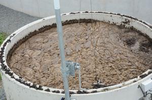 microplanta para tratamiento de aguas residuales por fangos activos