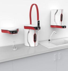 unidad de purificación de agua ultra-pura ASTM I