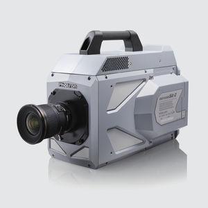 cámara ultra gran velocidad