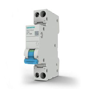 disyuntor miniatura / contra cortocircuitos / para sobrecargas / de baja tensión