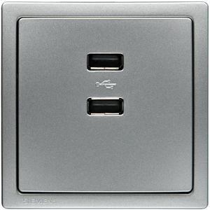 cargador de baterías universal / para montaje sobre panel / USB / para teléfono