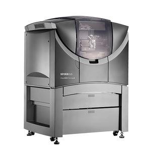 impresora 3D de materiales plásticos