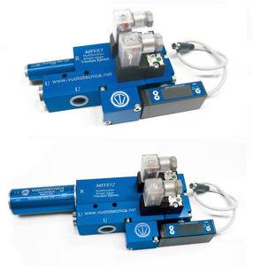 bomba de vacío multietapa / Venturi / lubricada / de alta eficacia