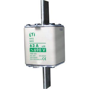 fusible NH / clase aM / para motor eléctrico