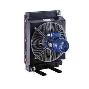 intercambiador de calor de tubos aleteados