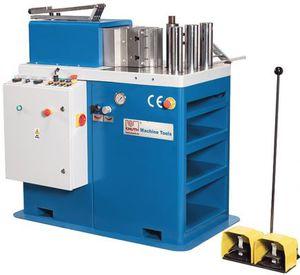 prensa hidráulica / manual / para plegado / de enderezar