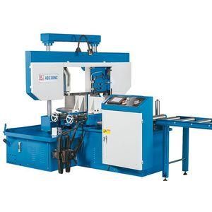 máquina de aserrar de cinta / ingletadora / para metales / automática