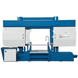 sierra de cinta / para metales / para plástico / semiautomática