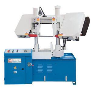 sierra de cinta / para metales / semiautomática / hidráulica