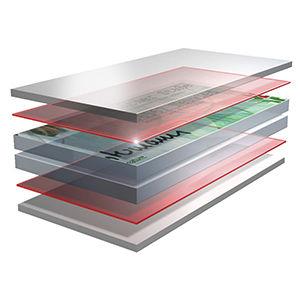cola para papel / de placas / bicomponente / multicomponente