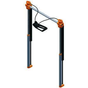 sistema elevador con resorte de gas / para ajuste en altura de mesa / para multiproductos