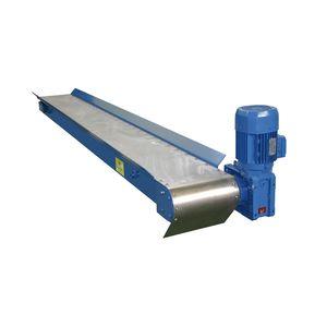 transportador de cinta magnética