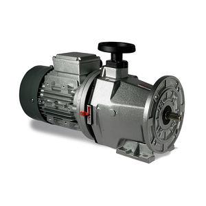 variador de velocidad mecánico con reductor de tornillo sin fin / con reductor helicoidal