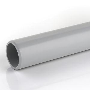 tubería rígida para agua / de PVC / resistente a los productos químicos / soldada