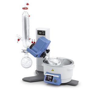 evaporador rotativo / de laboratorio / para líquido