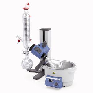evaporador rotativo