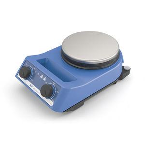 agitador de laboratorio magnético / analógico / para vasos de precipitados / de placa caliente