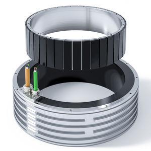 motor par 3 fases / síncrono / de accionamiento directo / multipolar