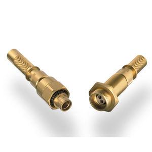 conector para aplicaciones submarinas / óptico / coaxial / de fibras ópticas