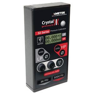 calibrador de presión / para señales en mA / para manómetro / digital
