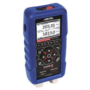 calibrador de presión / de temperatura / multifunción / de tensión