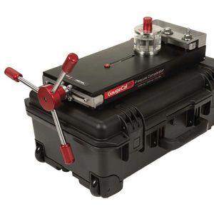 sistema de calibración de presión / para manómetro / portátil / de laboratorio