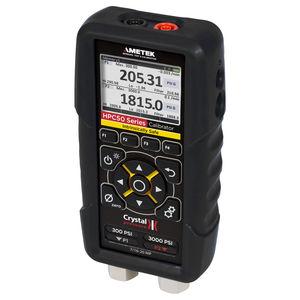 calibrador de temperatura / multifunción / de presión / de tensión
