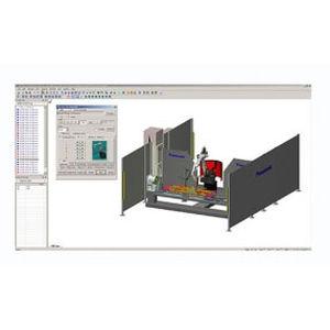software de programación / de simulación / de edición / de gestión de datos